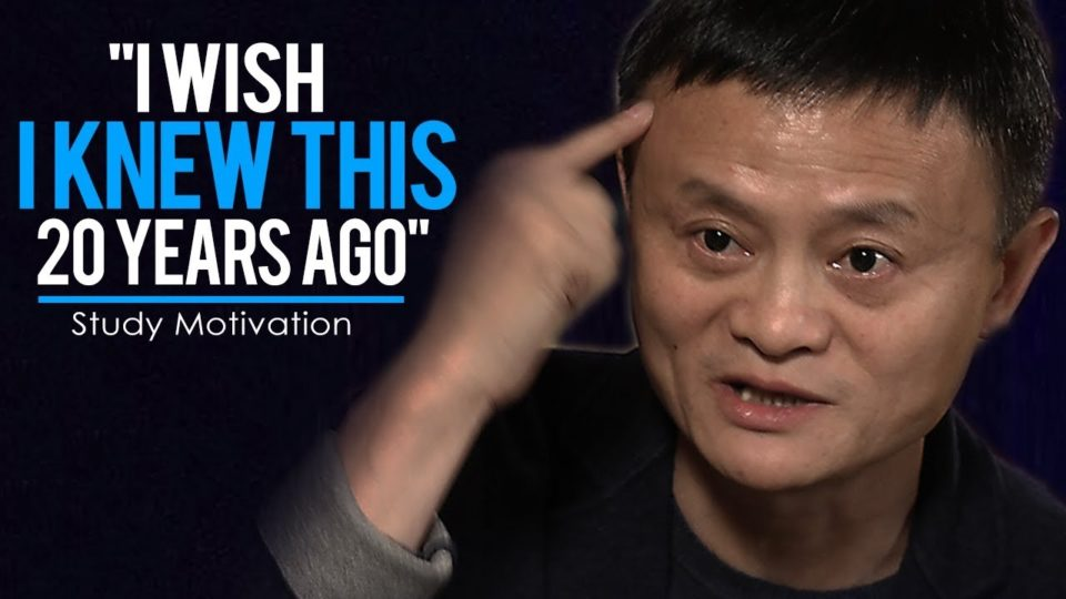 Jack Ma's Ultimate Advice for Students & Young People – HOW TO SUCCEED IN LIFE