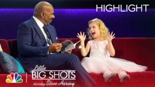 Little Big Shots – 6-Year-Old Author and Entrepreneur (Episode Highlight)