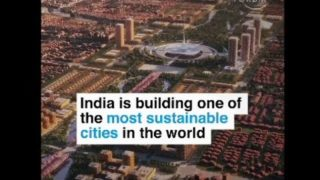 INDIA is building most sustainable cities in the world .