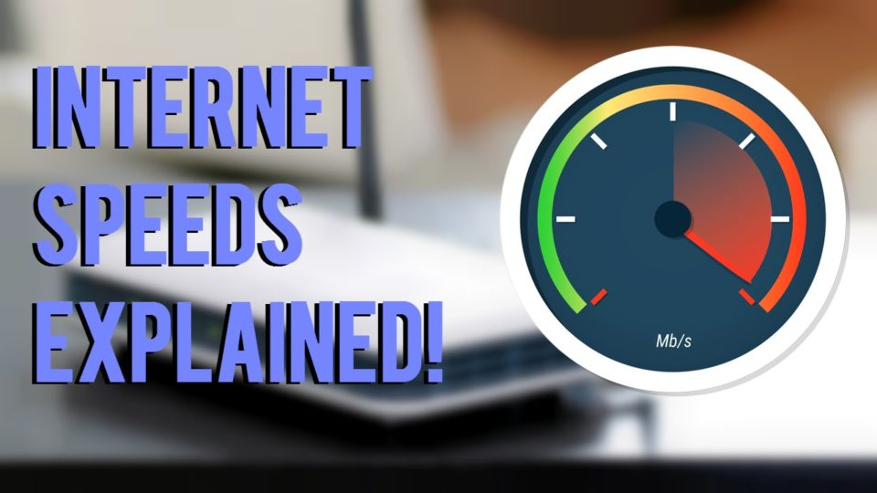 Internet Speeds Explained! – Everything You Need To Know.