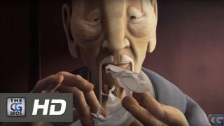 "CGI 3D Animated Short ""Origami"" – by ESMA"