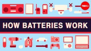 How batteries work – Adam Jacobson