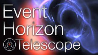 Event Horizon Telescope – announcement preview!