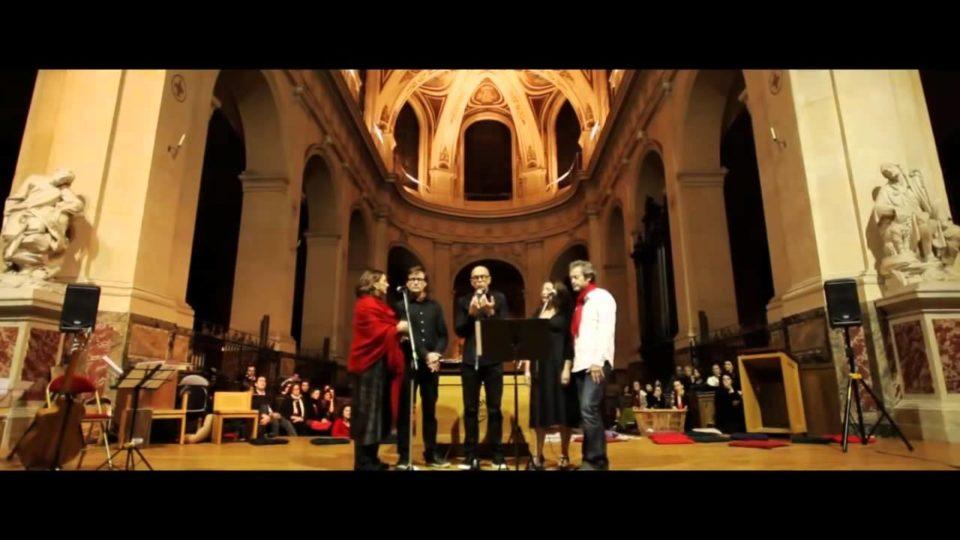 Francezët Këndojnë Shqip | Janinës Ç'i Panë Sytë
