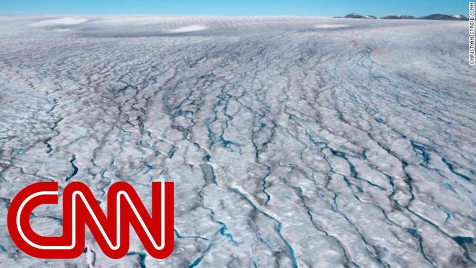 Greenland's Ice Is Melting