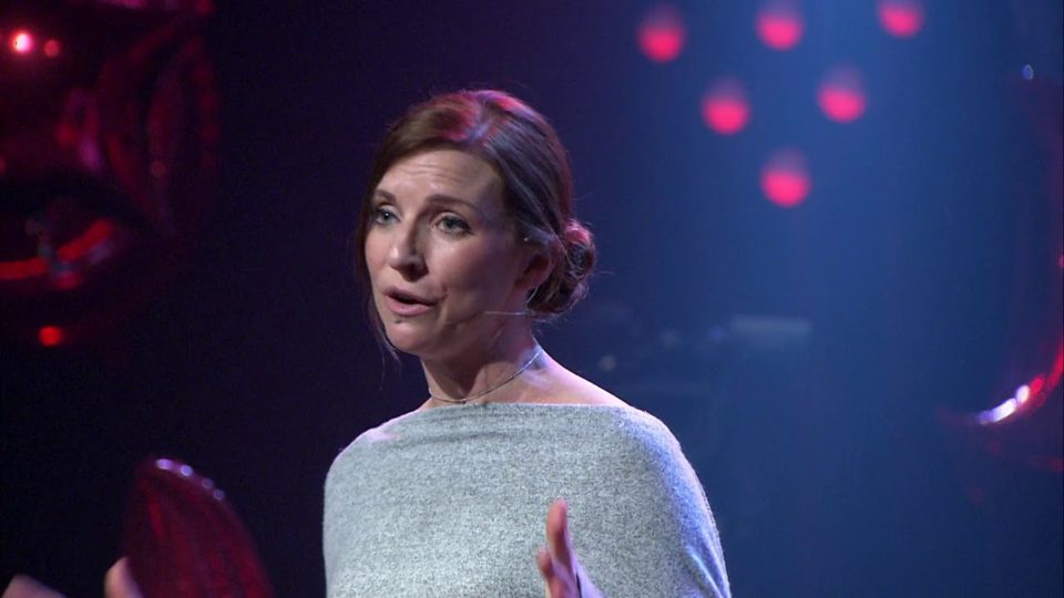 Learn to shine bright- the importance of self care for teachers. | Kelly Hopkinson | TEDxNorwichED