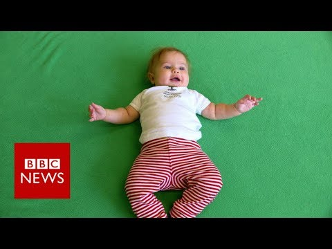 The Babies Teaching Kindness in Class – BBC News