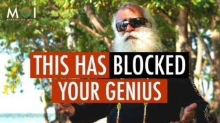 Unlock Your Inner Genius By Sadhguru | Think Beyond Survival | Mystics of India