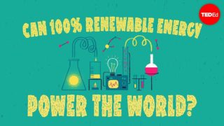Can 100% renewable energy power the world? – Federico Rosei and Renzo Rosei
