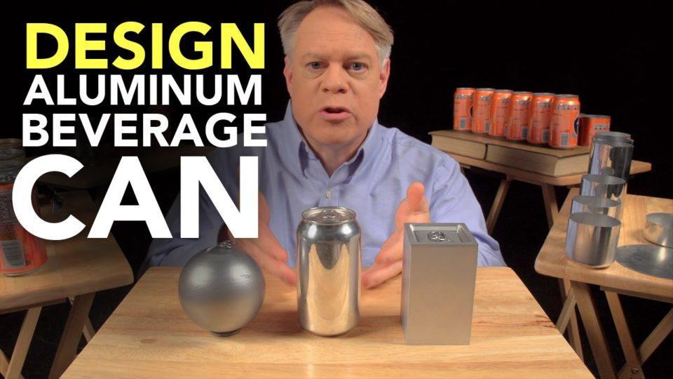 The Ingenious Design of the Aluminum Beverage Can